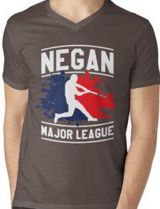 negan - Lucille Mens V-Neck T-Shirt