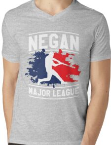 negan - Lucille Mens V-Neck T-Shirt