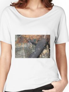 Dendrobates auratus normal morph Women's Relaxed Fit T-Shirt