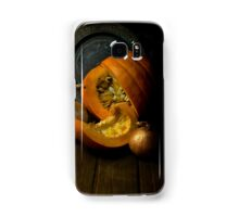 Still life with pumpkin Samsung Galaxy Case/Skin