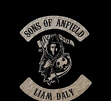 Sons of Anfield - Liam Daly by EvilGravy