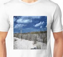 Cape May on a Beautiful Day Unisex T-Shirt