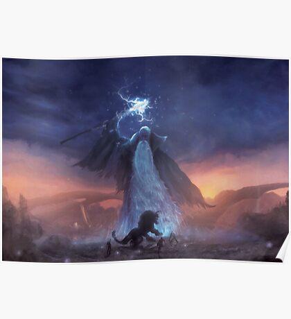 Thunder God (40 left!) Poster