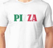 Italian pizza Unisex T-Shirt
