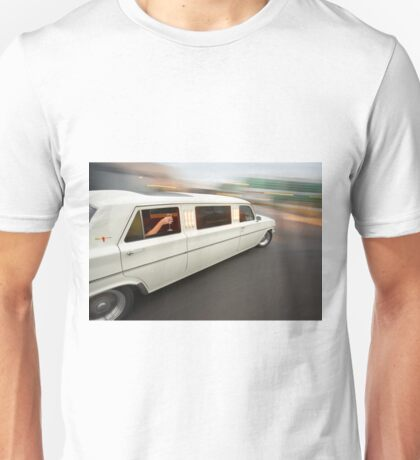 White Holden EH Limo rig shot Unisex T-Shirt