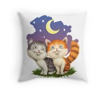 For LOVERS. For Beloved Throw Pillow