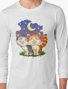 For LOVERS. For Beloved Long Sleeve T-Shirt