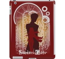 The Maker Of Time Machine (orange) iPad Case/Skin