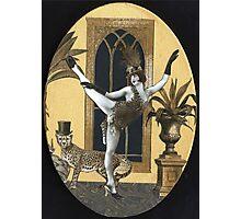 Tigris & Tanzi Photographic Print