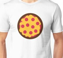 Pizza Salami pepperoni Unisex T-Shirt
