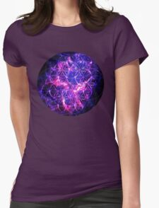 Glactic Flower of Life T-Shirt