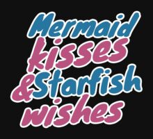 Mermaid kisses and starfish Wishes by Boogiemonst