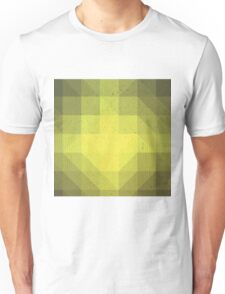 Kryptonite green pattern Unisex T-Shirt
