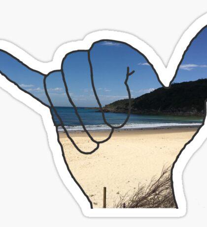 Beach Sticker