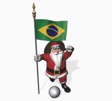 Flag Of Brazil Baby Tee