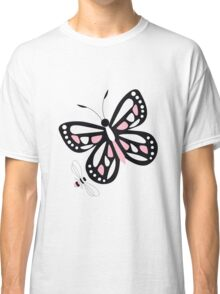 Butterflies and bees 003 Classic T-Shirt