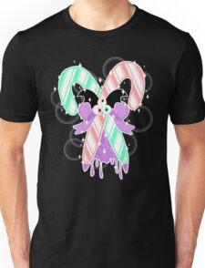 Candy Canes: Pastel Goth Version Unisex T-Shirt