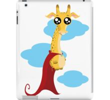 Hero Giraffe iPad Case/Skin