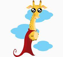 Hero Giraffe Mens V-Neck T-Shirt