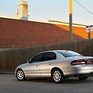 Silver Holden VT Commodore by John Jovic