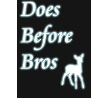 Does Before Bros Photographic Print