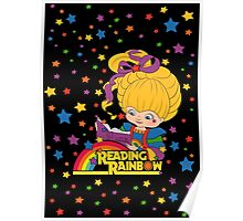 Reading Rainbow Brite Poster