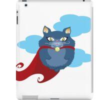 Hero Cat iPad Case/Skin