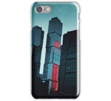 Moscow City iPhone Case/Skin