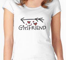 Girlfriend Women's Fitted Scoop T-Shirt