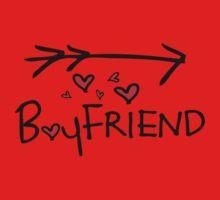Boyfriend One Piece - Short Sleeve