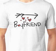 Boyfriend Unisex T-Shirt