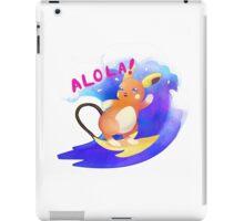 Alolan Raichu iPad Case/Skin