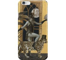 Felinae & Belize iPhone Case/Skin