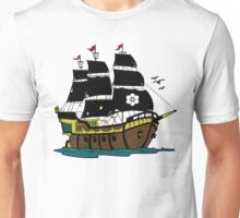SET SAIL.  Unisex T-Shirt