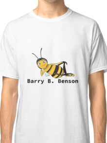 Barry B. Benson - Animation Text Design Classic T-Shirt