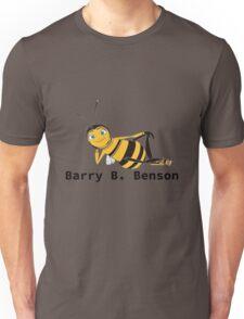 Barry B. Benson - Animation Text Design Unisex T-Shirt
