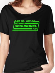 Scoundrel, I am! Women's Relaxed Fit T-Shirt