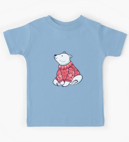 Polar bears Kids Tee