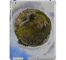 Ruins at Cashelnagor, County Donegal, Ireland iPad Case/Skin