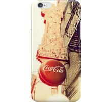 San Francisco Coca-Cola iPhone Case/Skin