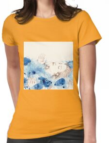 My Ophelia - Meditation on Water Womens Fitted T-Shirt