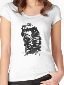 le chateau de l'araignée Women's Fitted Scoop T-Shirt