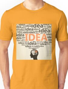 Head idea Unisex T-Shirt