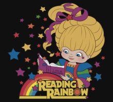 Reading Rainbow Brite Kids Clothes