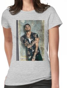 ZAYN MALIK- ELLE Womens Fitted T-Shirt
