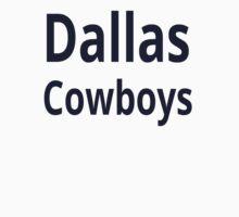 Dallas Cowboys by Sportsmad1