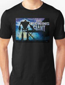 The Ironing Giant Unisex T-Shirt