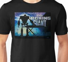 The Ironing Giant Unisex T-Shirt
