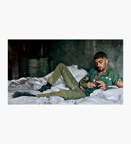 ZAYN MALIK - Photoshoot Photographic Print