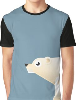 Mezoozoo - Polar Bear Graphic T-Shirt